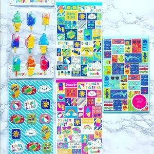 Target Summer Sticker Bundle 🌈🌤🍦